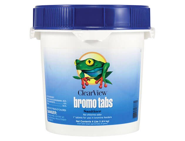 Bromo Tabs